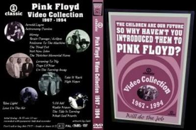 Pink Floyd Video Collection 1967-1994