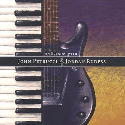 An evening with John Petrucci & Jordan Rudess