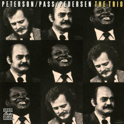 The Trio (w.Niels Pedersen,Oscar Peterson)