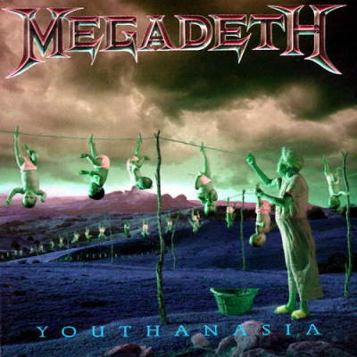 Youthanasia -by- Megadeth, .:. Song list