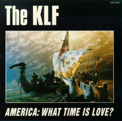 America What Time Is Love