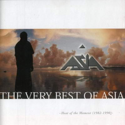 The Very Best of Asia Heat of the Moment (1982-1990)