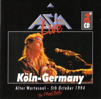 Live-Koln Germany'94