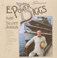 E. Power Biggs plays Scott Joplin on the pedal harpsichord