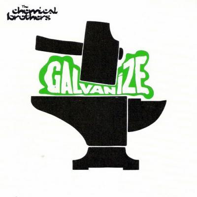 Galvanize (Maxi CD)