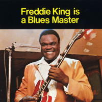 Freddie King is a Blues Master