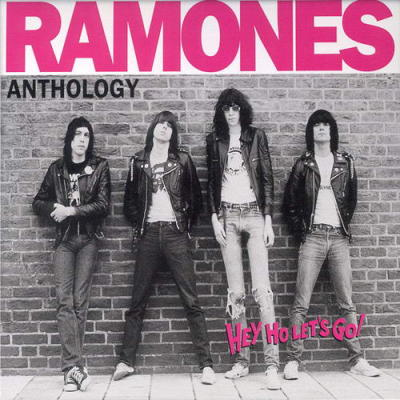 Hey! Ho! Let's Go The Anthology
