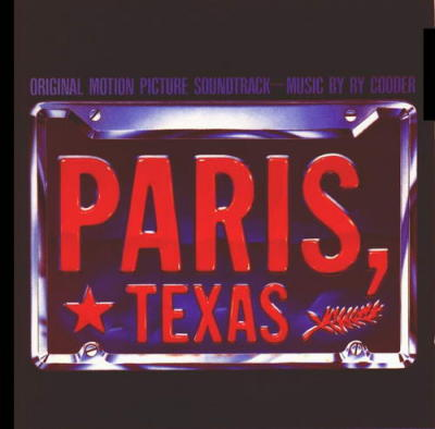Paris, Texas (Soundtrack)