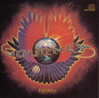 Infinity -by- Journey, .:. Song list