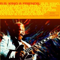 B B King and Friends, Ebony Theater Los Angeles