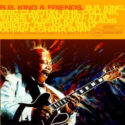 B B King and Friends, Ebony Theater Los Angeles