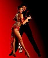 Latin American Dancing Music. Cha Cha Cha