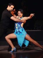 Latin American Dancing Music. Samba