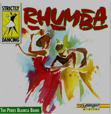 Strictly Dancing Rhumba