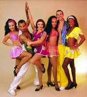 Latin American Dancing Music. Jive, PasoD