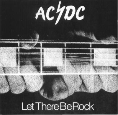 Let There Be Rock (Australia Only)