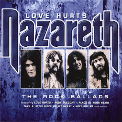 Love Hurts Rock Ballads