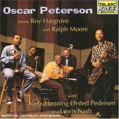 Oscar Peterson - Meets Roy Hargrove and Ralph Moore