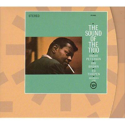Oscar Peterson-Ray Brown-Ed Thigpen - The Sound of the Trio