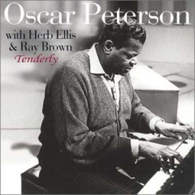 Oscar Peterson, Herb Ellis, Ray Brown - Tenderly