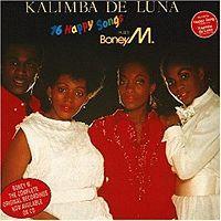 Kalimba De Luna