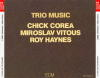 Trio Music w. Miroslav Vitous - Roy Haynes