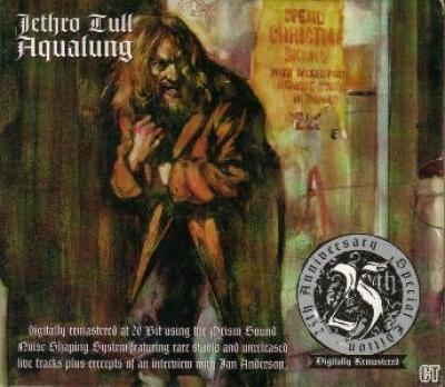 Aqualung. 25th Anniversary special edition