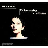 I'll Remember [single]