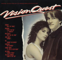 Vision quest - soundtracks