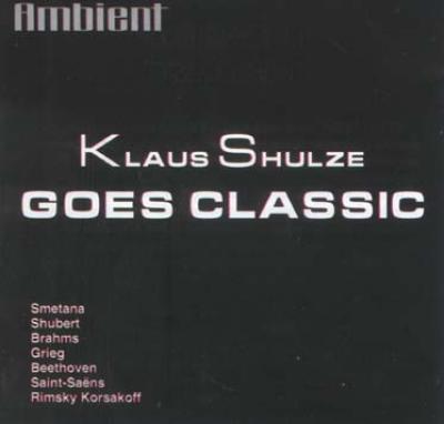 KLAUS SHULZE GOES CLASSIC