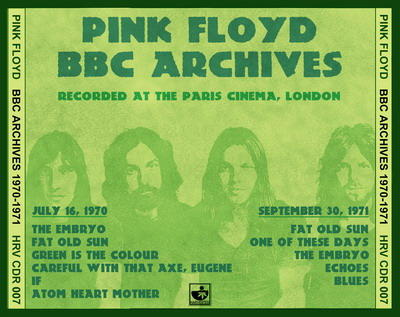 BBC Archives 1970-1971
