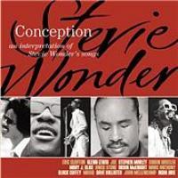Conception. An interpretation of Stevie Wonder's songs