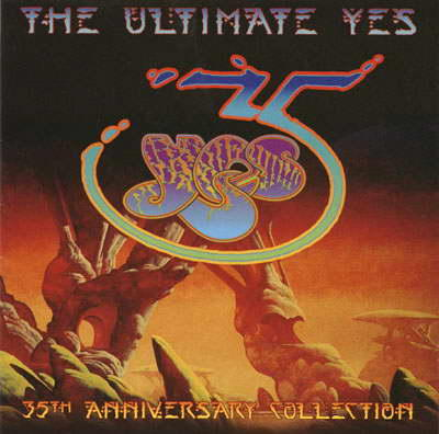 The Ultimate Yes - 35th Anniversary Collection