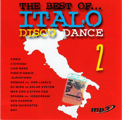 Italo Disco - Remix, Mix & Remake #2