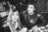 Keith Moon and Annette Walter