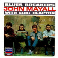 John Mayall & The BluesBrakers With Eric Clapton
