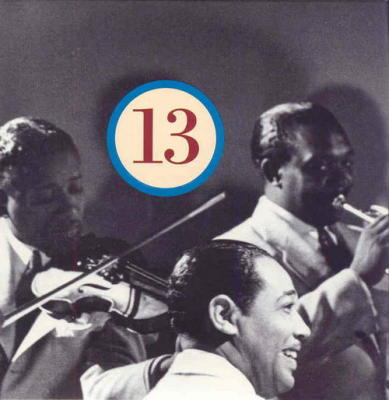 Centennial Edition 13 The early forties recordings (1940-1942)