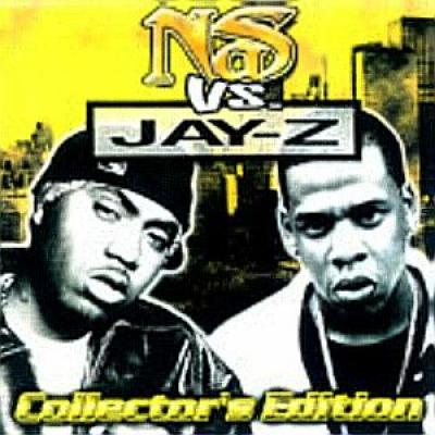 Nas vs Jay-Z - Collectors Edition