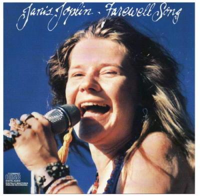 Janis Joplin Fairwell