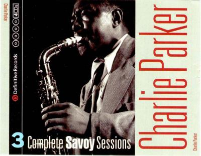 Savoy Sessions CD3
