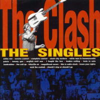 The Singles - The Clash