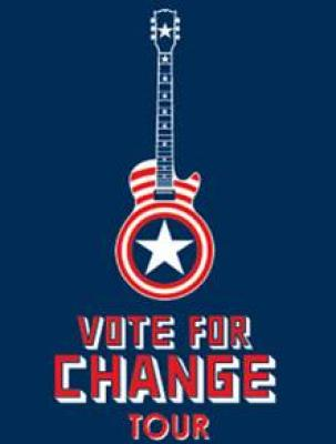 Vote For Change Tour - Cleveland