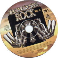 100 percent Rock Volume 2 - CD1