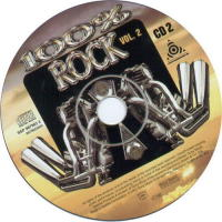 100 percent Rock Volume 2 - CD2