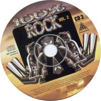 100 percent Rock Volume 2 - CD3