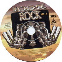 100 percent Rock Volume 2 - CD6