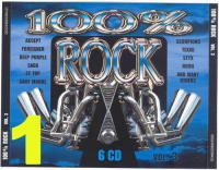 100 percent Rock Volume 3 - CD1