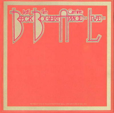 Beck Bogert & Appice (Live in Japan)