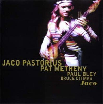 Jaco Patorius & Pat Metheny (Live)
