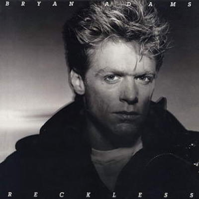 Reckless -by- Bryan Adams, .:. Song list